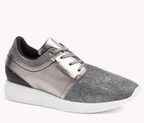 Sneakers In Glitzeroptik