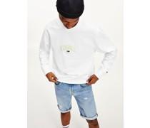 Leichtgewichtiges Rundhals-Sweatshirt