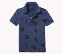 Piqué-Poloshirt aus Bio-Baumwolle