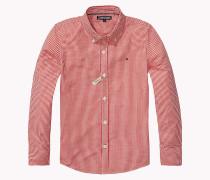Regular Fit Hemd mit Gingham-Karo