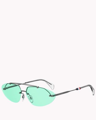 Pinnacle Cat-Eye-Sonnenbrille