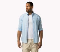 Tailliertes BT Hemd aus Baumwoll-Popeline