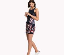 Sportliche Shorts mit Print