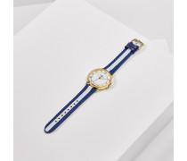 Vergoldete Armbanduhr Von Gigi Hadid