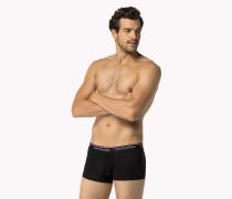 3er-pack Baumwoll-shorts Mit Tiefem Bund