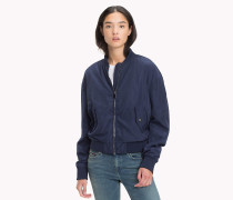 Polyester Classic Bomber