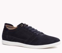 Sneakers Aus Wildleder