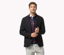 Taillierter Baumwoll-Blazer