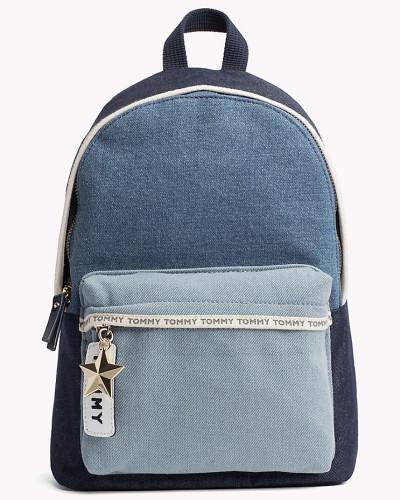 Freies Verschiffen Kaufen Tommy Hilfiger Damen Mini-Rucksack aus Denim Spielraum Billig Echt Verkaufen Kaufen Super Angebote patEM