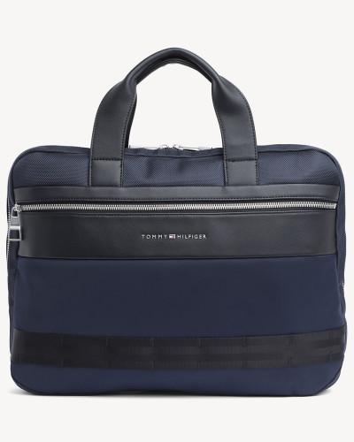Laptop-Tasche aus Recycling-Canvas