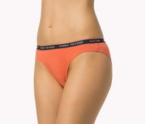 3er-pack Bikini-slips Aus Baumwolle