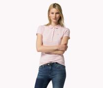 Chiara Kurzärmliges Poloshirt Aus Baumwolle