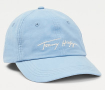 Baseball-Cap mit Signatur