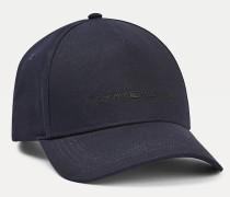 Logo-Cap aus Bio-Baumwolle