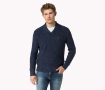 Sweater Aus Gezwirnter Baumwolle