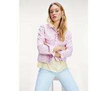 Jeansjacke aus reiner Baumwolle