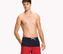 Colour-Blocked Swim Shorts
