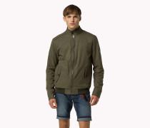 Harrington-Jacke mit Reißverschluss