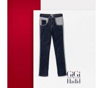 Gigi Hadid Regular Fit Jeans