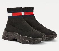 Sock-Boot mit Flag-Patch