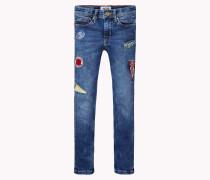 Stve - Slim Tapered Fit Jeans