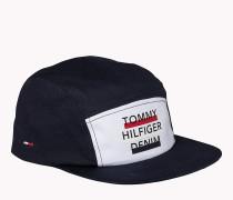 Kappe aus Baumwoll-Twill