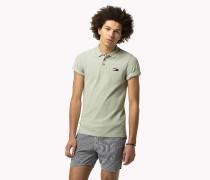 Poloshirt aus Oxford-Piqué