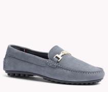 Loafer Aus Nubukleder