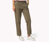 Regular Fit Chino Aus Baumwolle