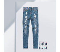 Skinny Fit Jeans von Gigi Hadid