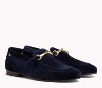 Schuhe aus Samt