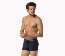 Flex Mikrofaser-shorts Mit Tiefem Bund