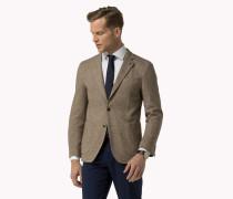 Taillierter Blazer Aus Baumwolle