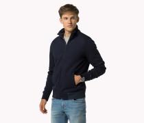 Regular Fit Sweatshirt Aus Baumwolle