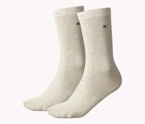 2er-Pack legere Socken