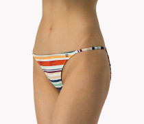Bikinihose mit Print