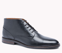 Schicke Ankle Boots Aus Leder