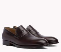 Klassischer Loafer aus Leder