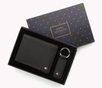 Etn - Portemonnaie Und Schlüsselanhänger In Geschenkbox