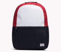 Rucksack aus Nylon-Twill