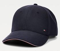 Flag-Baseball-Cap mit Tommy-Tape am Schirm