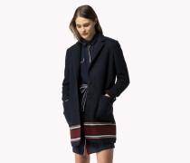 Cardigan-blazer Aus Wollgemisch