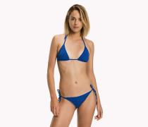 Triangel-Bikini zum Wenden