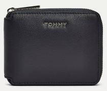 Iconic Reißverschluss-Brieftasche