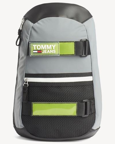 Reflektierende TJ Urban Slingback-Tasche