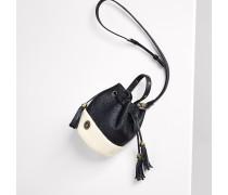 Bucket-bag Aus Leder Von Gigi Hadid