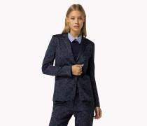 Regular Fit Jacquard-blazer