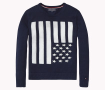 Sweater Mit Flag-logo