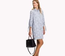 Frisches Hemdkleid aus Baumwolle