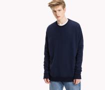 Oversized Fleece-Sweatshirt